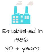 Established 30+ years