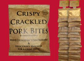 pork crunch 1x12 packs 65g