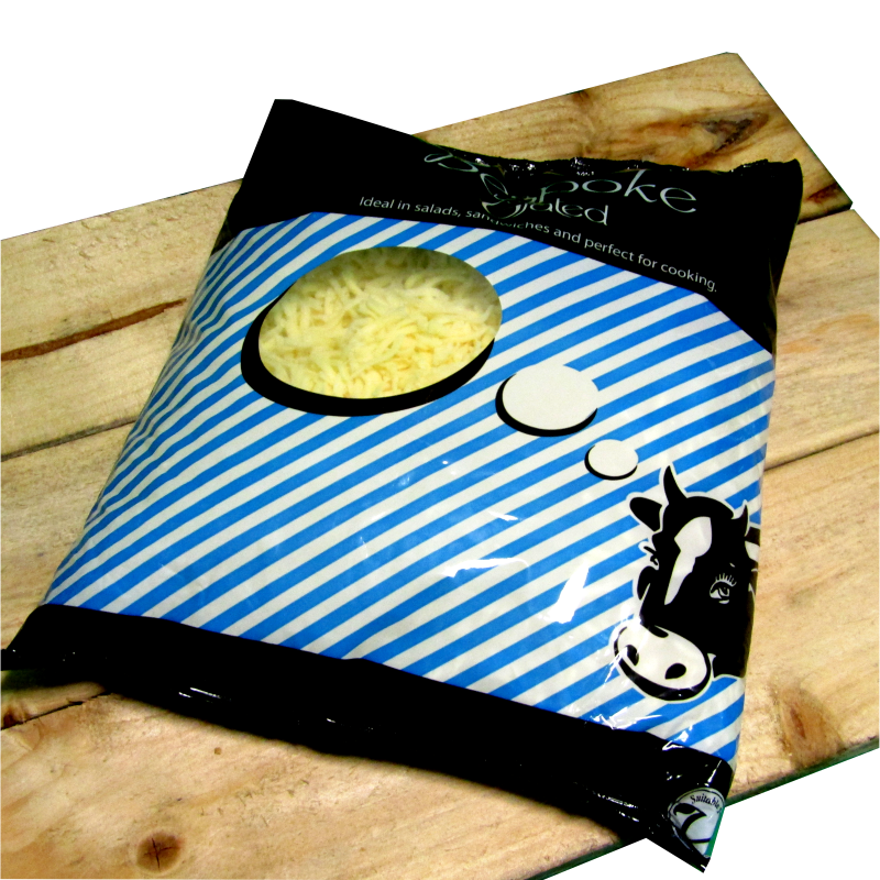**MILD** Grated Cheese 2kg