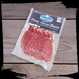 Gloucestershire Dry Cure Smoked Back Bacon 10 x 300g