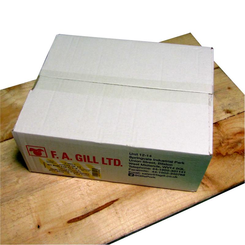 Frozen Gills Pork Sausage (4's) **JUMBO**