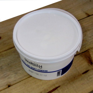 Low Fat Soft Cream Cheese 2kg Longley Mill