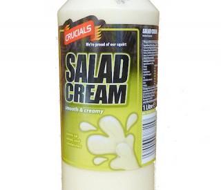 1 lt Crucial Squeezy Salad Cream