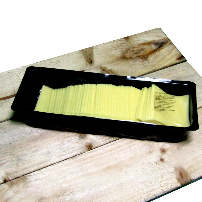 Mature Cheese Sliced 1kg Cheese  (50 slices per pack approx)