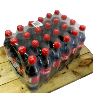 Coca Cola Coke Bottles 24 x 500ml