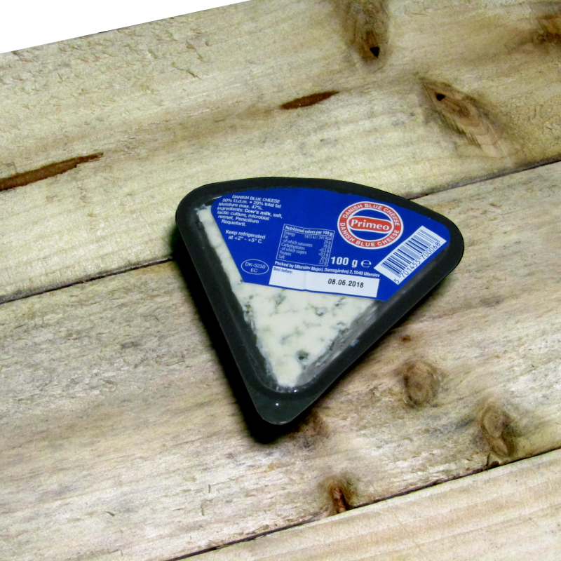 Danish Blue 100g Portion
