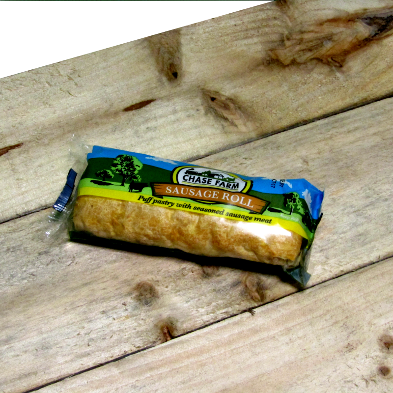 King Size Sausage Roll (wrapped)