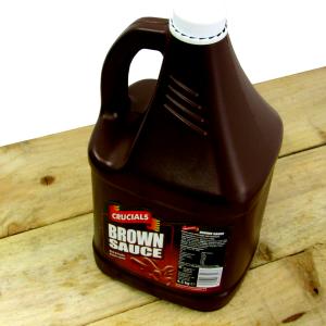 4.5lt Crucial Brown Sauce