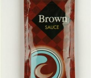 Brown Ketchup Sachets 200 x 10g