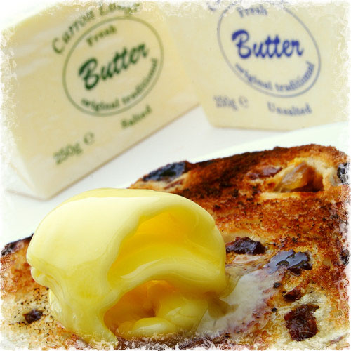 250g Unsalted Butter Carron Lodge