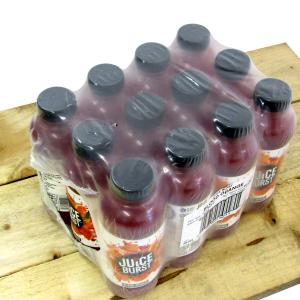 Juice Burst Drinks 12 x 500ml Blood Orange
