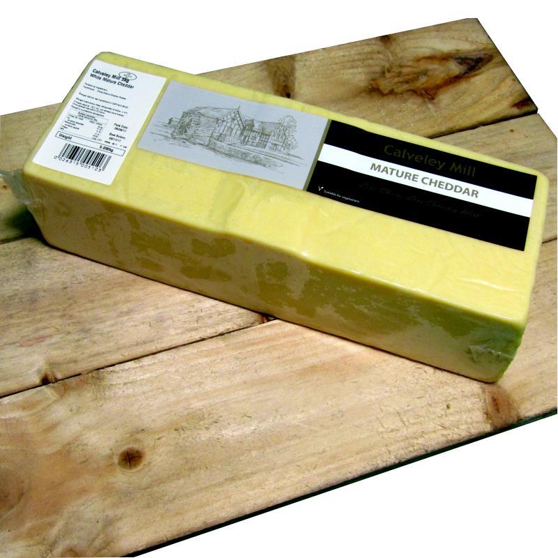 Mature  cheese (10lbs) 5kg