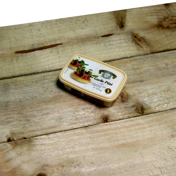 175g pate coffins Garlic
