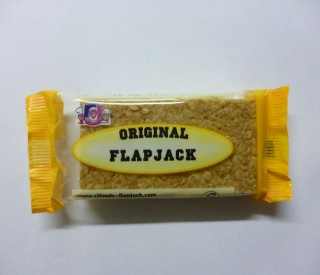 Flap Jacks Plain x24 RJ Foods