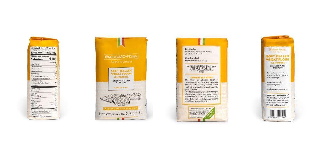 1kg Italian Plain Flour