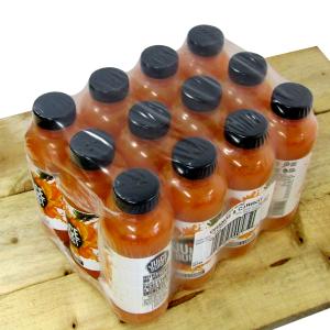 Juice Burst Drinks 12 x 500ml Orange and Carrot