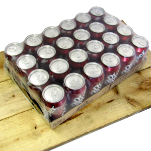 Dr Pepper Cans x24