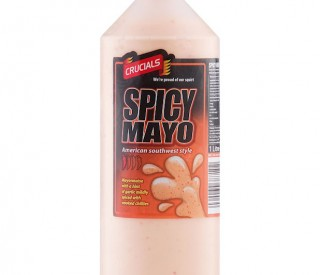 1 lt Crucial Squeezy Spicy Mayo