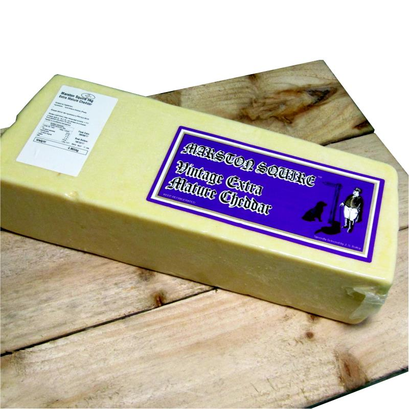 5kg **EXTRA** Mature Cheese (10lbs)