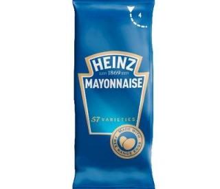 Heinz Mayonnaise Sachets 200 x 10g
